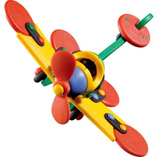 Micomic German exquisite craft toy - light aircraft