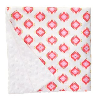 Dazzling diamond skin-friendly pea blanket / births gift birthday gift