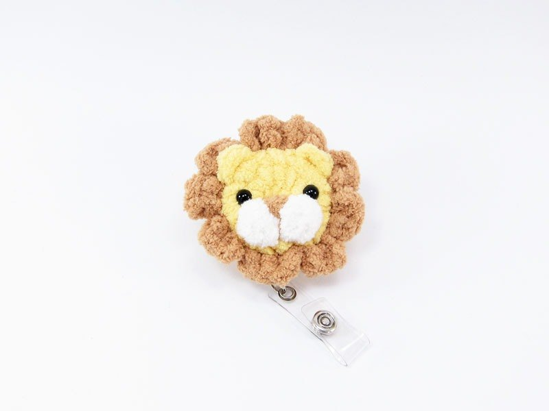 Lion Lion Retractable Tickets Easy Card
