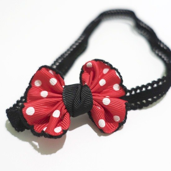 Mickey wind little baby headband baby headband
