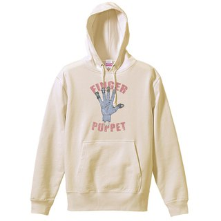Sweat Parka / finger puppet