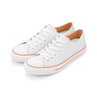 PI-ZERO classic plus sulfur shoes small fresh -orange