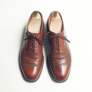50s 美國陸軍制式皮鞋|US Army Service Shoes US 9EEE EUR 43