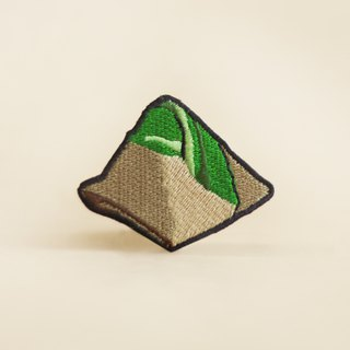Nasi Lemak Iron-on Patch