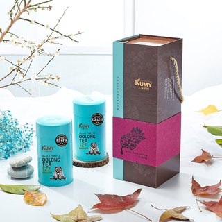 Tea Gift Set_Mountain Fresh A_Black Forest Oolong Tea127_2 cans