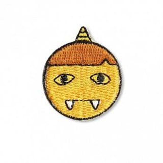 [Jingdong all KYO-TO-TO] and the sheet (ワ ッ pe nn) _ yellow _ Ghost embroideries