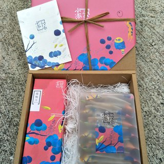 Hand-made stuffed plums - Fumei share package + Fumei juice gift box