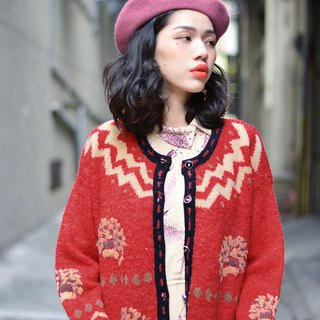 Rock spring | Vintage sweater coat