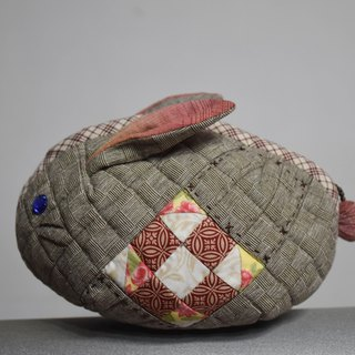 Mid-Autumn Rabbit Cosmetic Bag