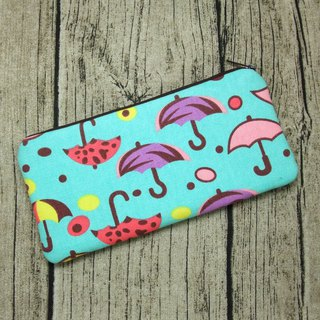 Large Zipper Pouch, Pencil Pouch, Gadget Bag, Cosmetic Bag (ZL-48)