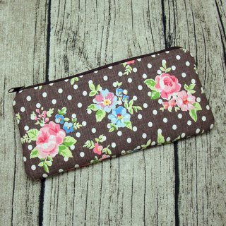 Large Zipper Pouch, Pencil Pouch, Gadget Bag, Cosmetic Bag (ZL-65)