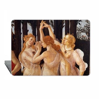 MacBook case MacBook Air MacBook Pro Retina MacBook Pro cover Botticelli 1729