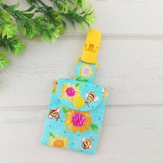 Enthusiastic sunflower. Ping Fu bag (can increase 40 embroidered name)