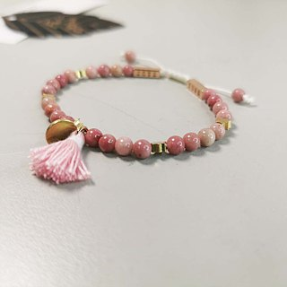 Blue Heart shaped Lava Diffuser Bracelet Suede Cord Extend Chain