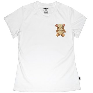 British Fashion Brand [Baker Street] Teddy Bear Printed T-shirt