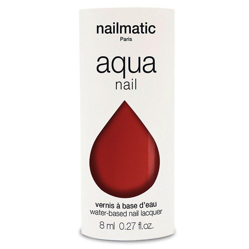 Nailmatic 水系列經典指甲油 - Garance 紅罌粟