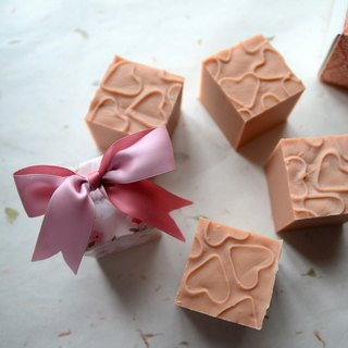 Rose powder soap soap fresh section