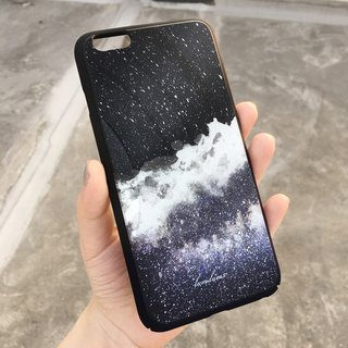 iPhone 8 / 7 / 6 / 5 Mobile Phone Cases Galaxy Goodbye Universe