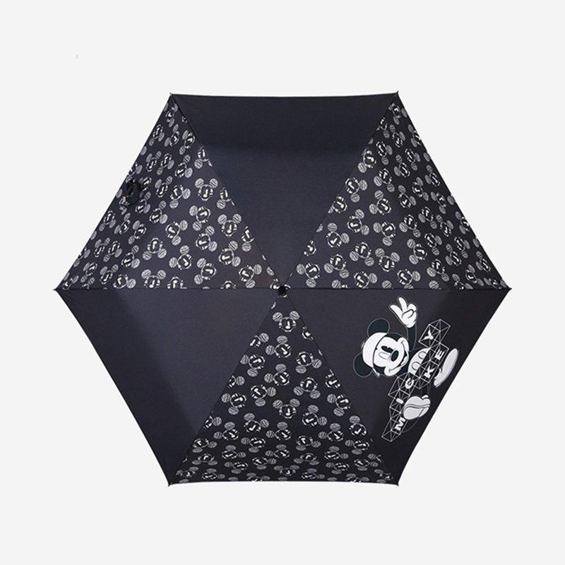 39af7000ebeb0 [Germany kobold] Disney officially authorized -6K rain and rain dual-use  umbrella - black and white Mickey - Designer kobold - Umbrellas & Rain Gear  | ...