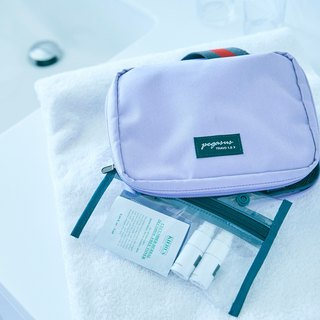 TRAVO 1.5 - TOILETRIES BAG - Iris Purple