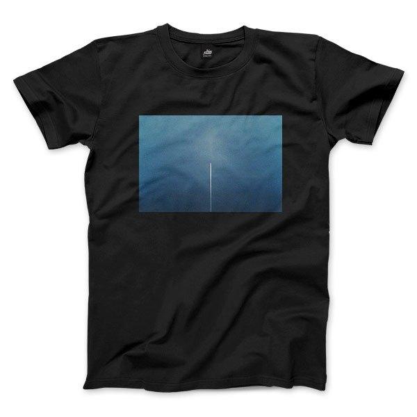 Contrail - 黑 - 中性版T恤