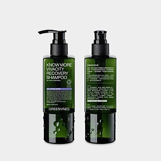 Repair Commitment Shampoo - Improve the natural volume of the donkey