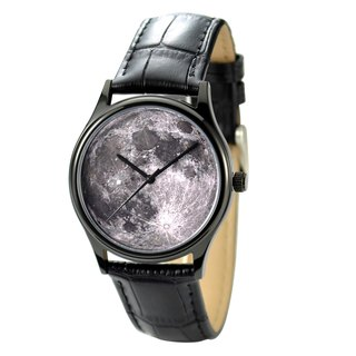 Embossed Moon Watch - Unisex - Free Shipping Worldwide