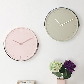 camino CLARA Pastel Color Clock
