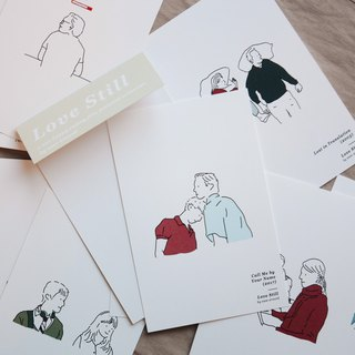 Love Still The Postcard SET (9 pcs.)