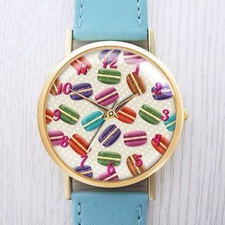 Macaron - Women's Watch / Men's Watch / Neutral Table / Accessories [Special U Design]