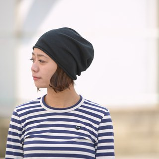 Made in JAPAN Organic Cotton Seamless Summer Beanie Hat Slouchy Cooling Unisex