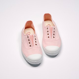 Spanish national canvas shoes CIENTA adult size light pink scented shoes 70997 41