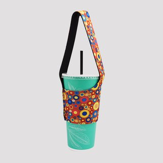 BLR green beverage bag I go TU11 color pop