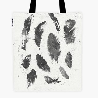 Filament - Shopping Bag - Feathers