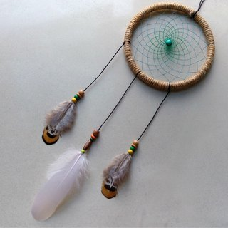 Dream catcher // hanging ornaments // seaside in Jeju Island