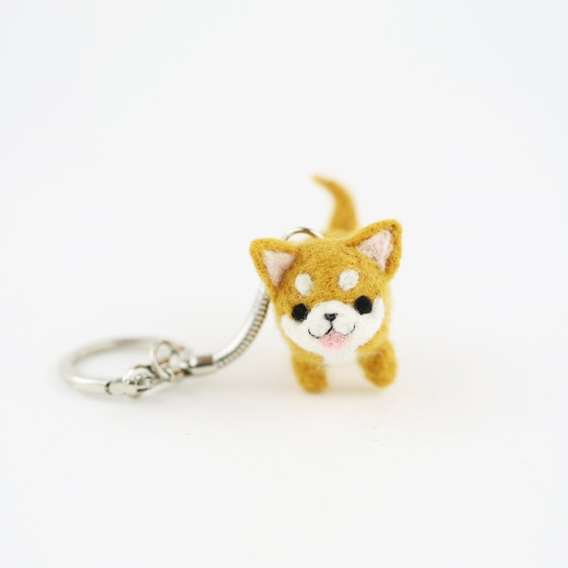 Walk the dog Key ring – shibainu