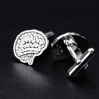 Doctor Cufflinks - Brain Cufflinks – Medical Cufflinks – Cufflinks for Doctor