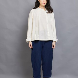 Slim pants-Exotic blue-fair trade