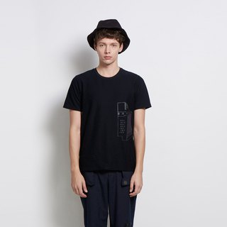 Traveler - Big House Printing Tee - Black