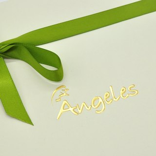 Ángeles-gift box packaging service (gift box)