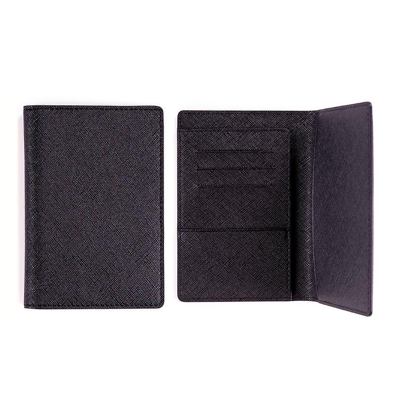 Patina 真皮手工訂製 護照夾