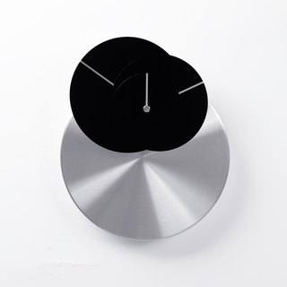 this is an O'CLOCK_black