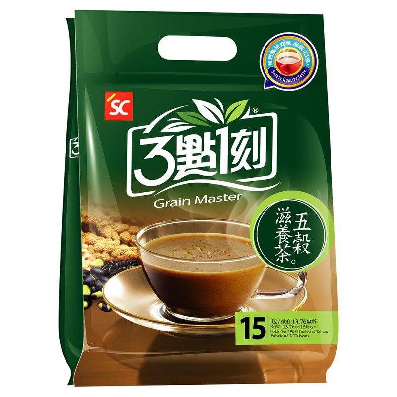 【3點1刻】五穀滋養茶 15入/袋
