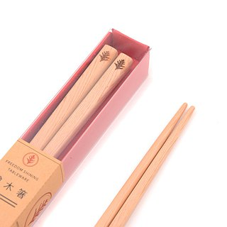Taiwan's 桧木箸一双入|Chopsticks chopsticks tested by SGS