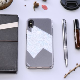 Geometry Circuit【Fly grass】Onor Crystals Phone Case