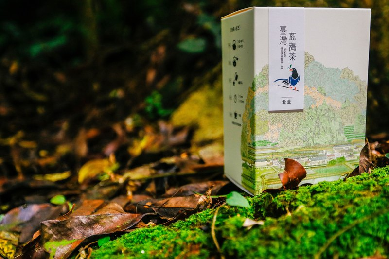 2018 new spring tea [金萱] Taiwan blue tea - pangolin tea garden (120 g economic package)