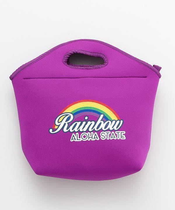 彩虹手提包