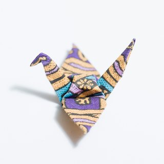\ Heli lone / yellow origami pins _ Egypt