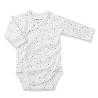 [Deux Filles organic cotton] cute star side open pack fart clothing