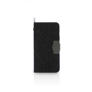 iPhone 7 iPhone8 denim series with cover phone case dark gray